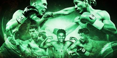 Valdez vs Marriaga: Jóvenes promesas del boxeo #ValdezMarriaga