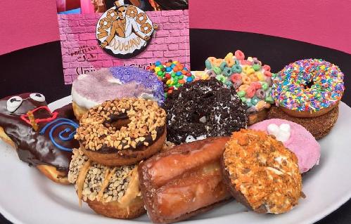 Voodoo Doughnut en Universal CityWalk abre sus puertas