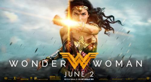 'Wonder Woman' a la conquista de la taquilla