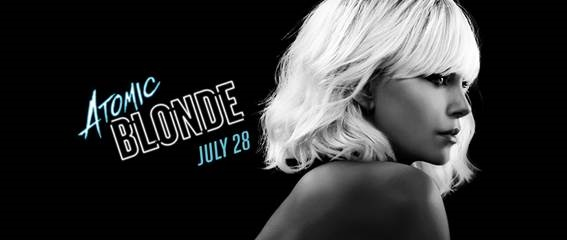Screening:'Atomic Blonde'#AtomicSummer #AtomicBlonde