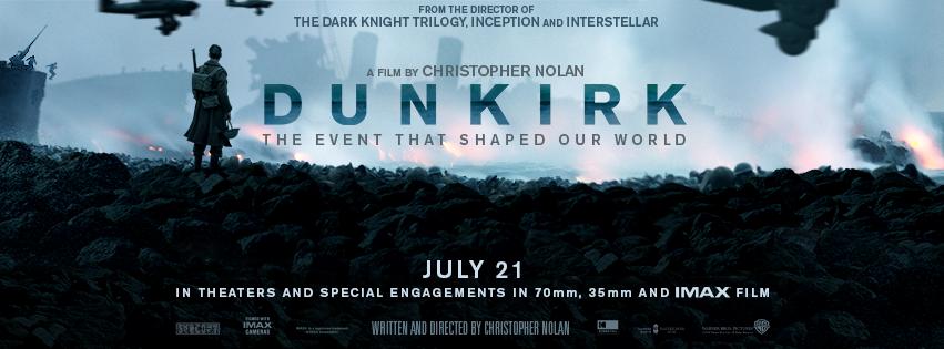 'Dunkirk' es la nueva joya de Christopher Nolan
