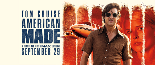 Screening: 'American Made' #AmericanMade