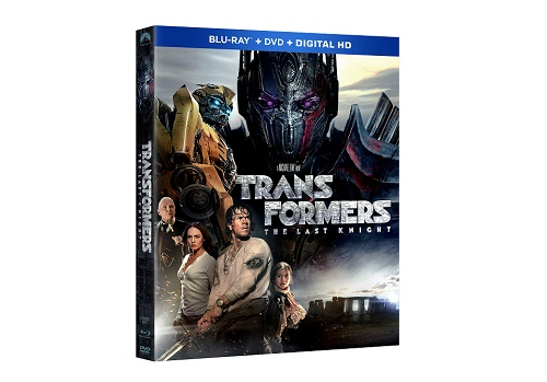 Sorteo: 'Transformers: The Last Knight'