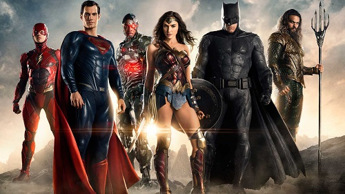 Screening: Justice League #JusticeLeague