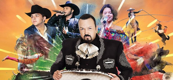 Pepe Aguilar presenta gira 'Jaripeo Sin Fronteras'
