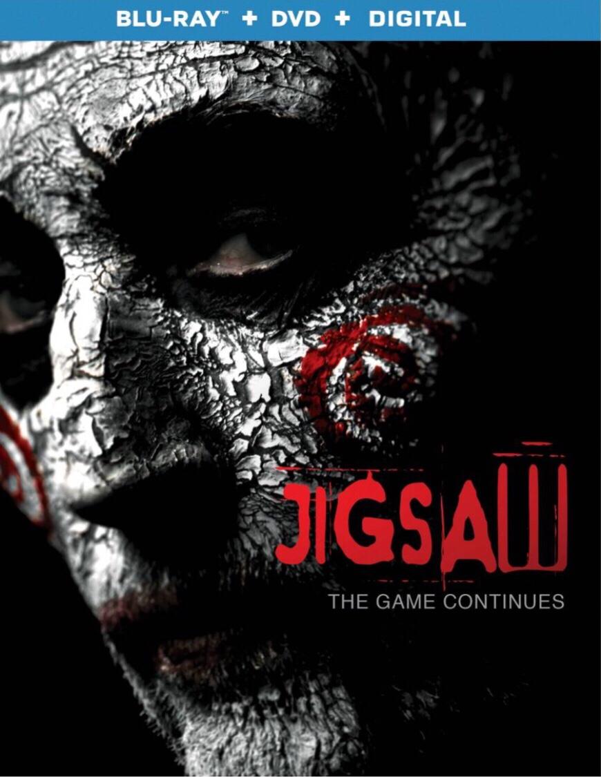 Jigsaw disponible en tu tienda digital favorita a partir de hoy