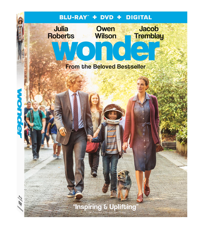 Wonder, una maravillosa adición a tu colección de películas.