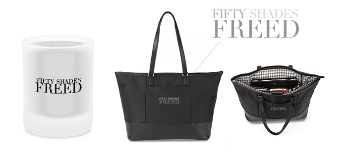 Sorteo: 'Fifty Shades Freed' Prize Pack #FiftyShadesFreed