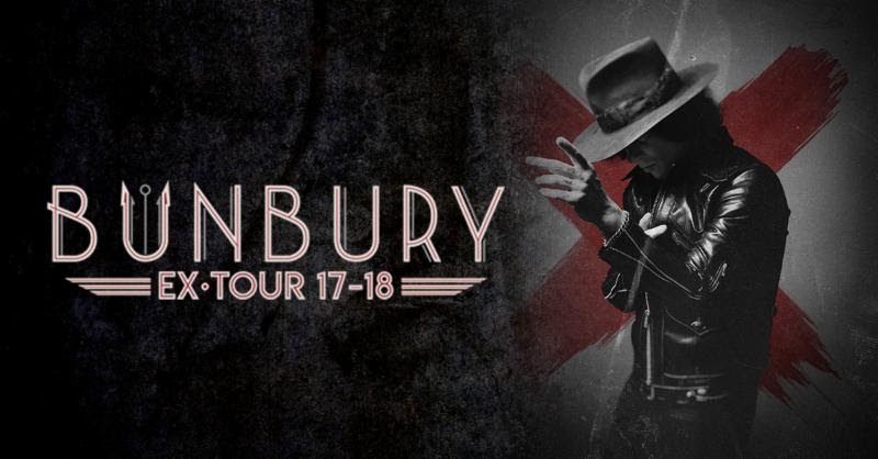 Enrique Bunbury en The Greek Theatre este 28 de abril