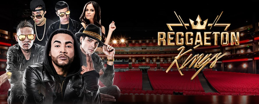 Reggaeton Kings- Microsoft Theater