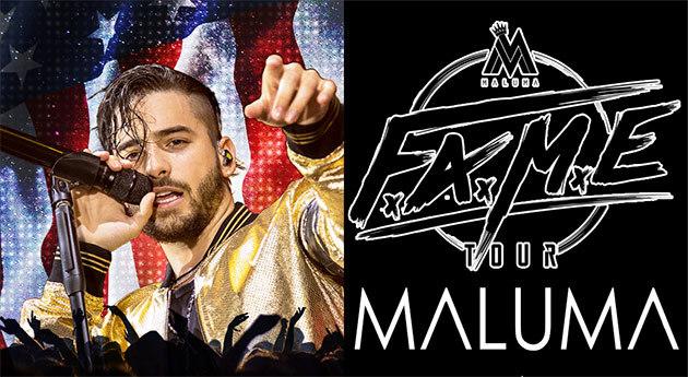 Maluma – The Forum