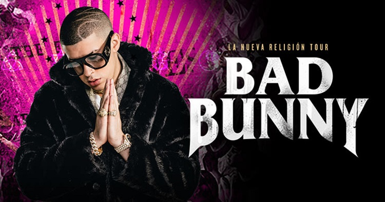 Bad Bunny es parte de 'Sugar' la nueva serie original de YouTube