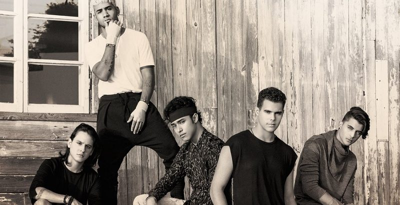 CNCO lanza video 'Fiesta en Mi Casa'