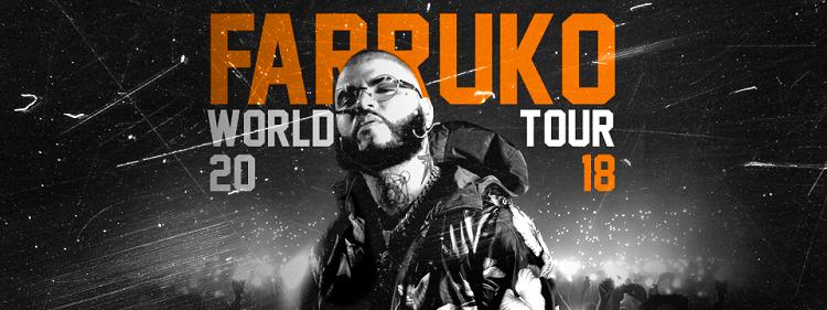 Farruko – Microsoft Theater