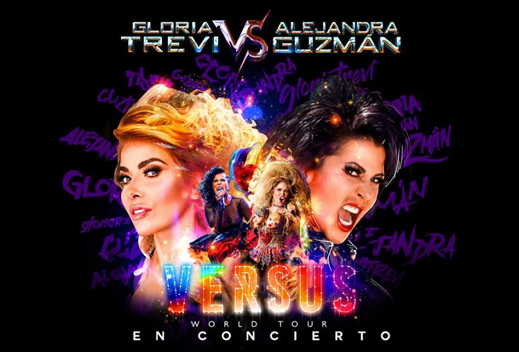 Gloria Trevi versus Alejandra Guzmán – Hollywood Bowl