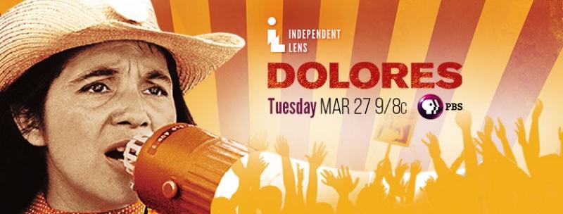 Dolores llegó a PBS