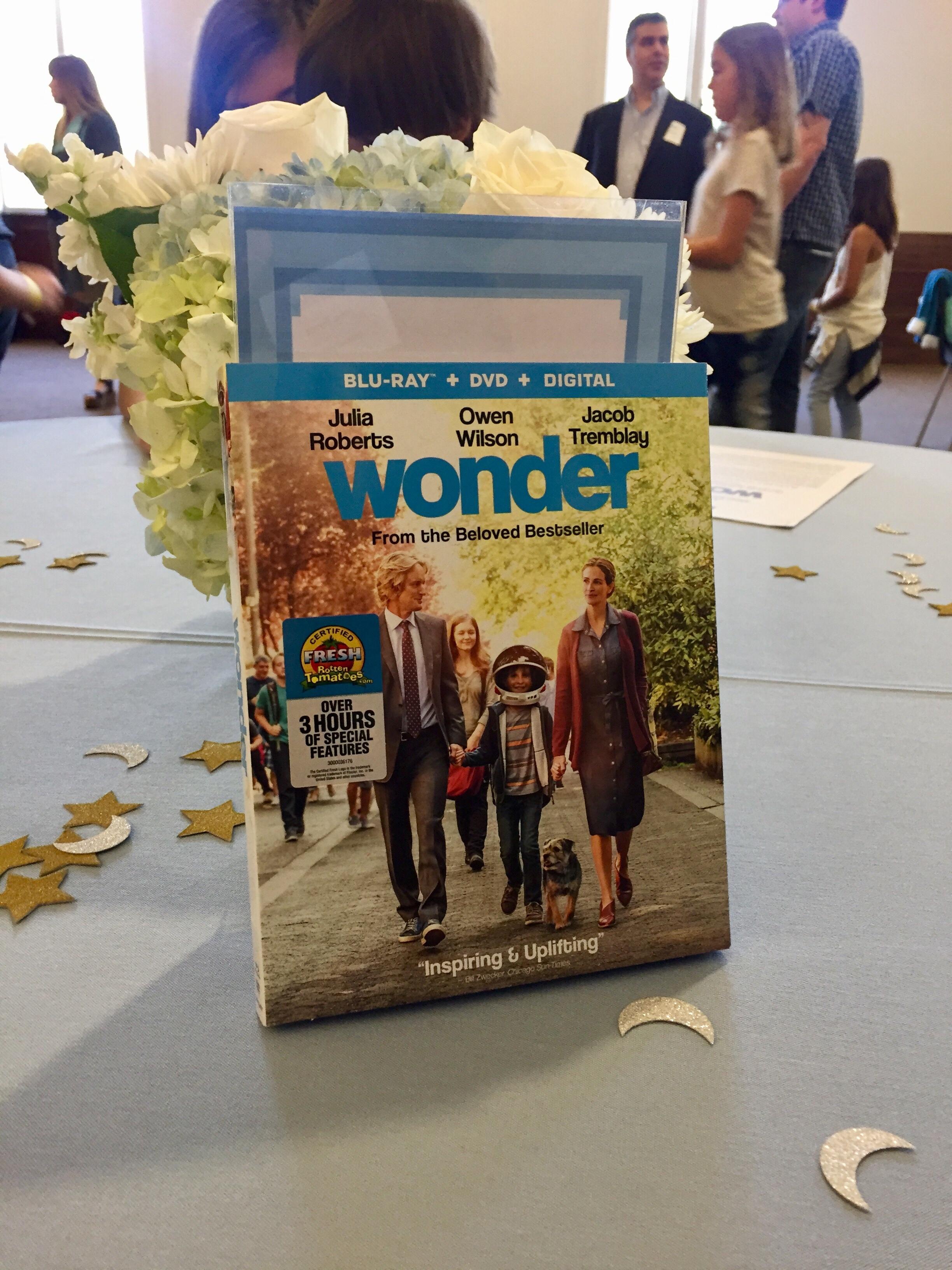 Un día de actividades con Wonder