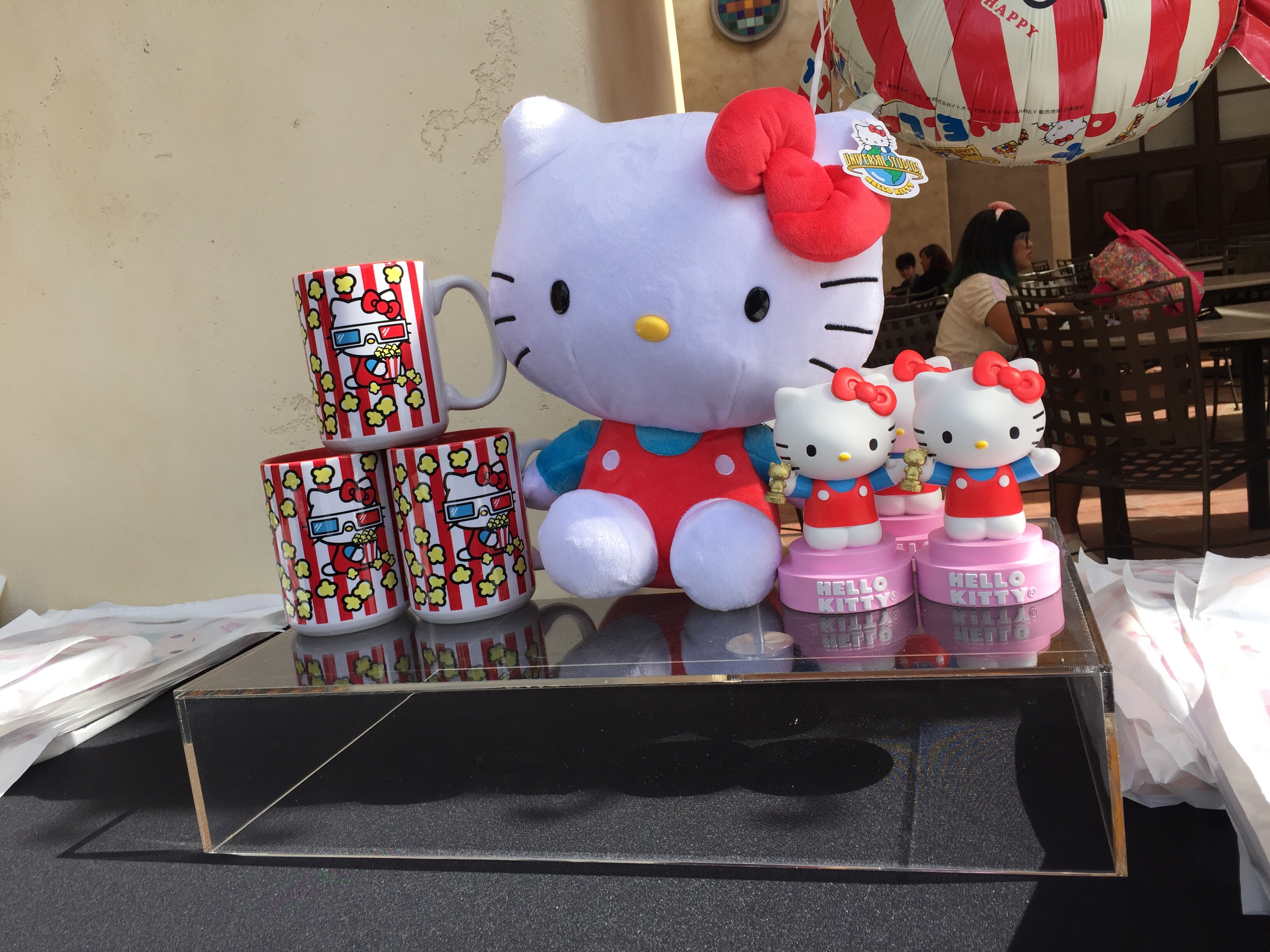 Hello Kitty llega al Animation Studio Store de Universal Studios Hollywood