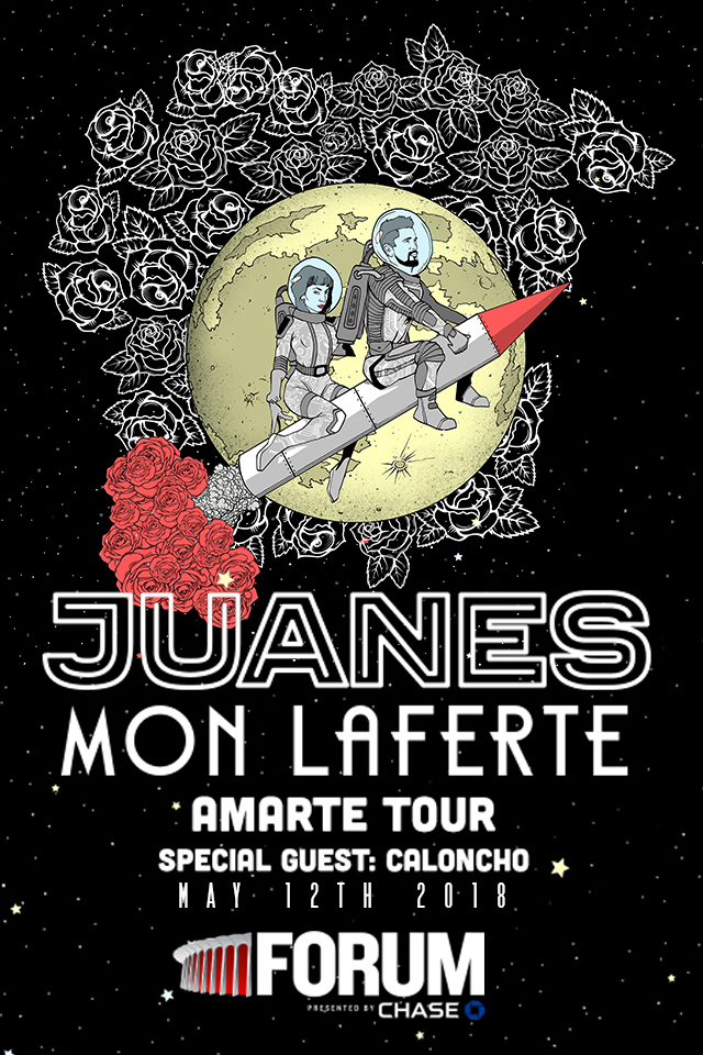 Juanes y Mon Laferte – The Forum