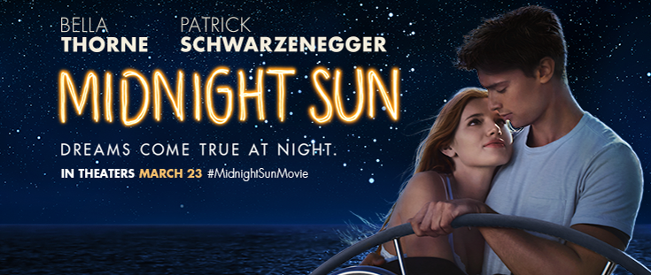 Patrick Schwarzenegger y 'Midnight Sun'