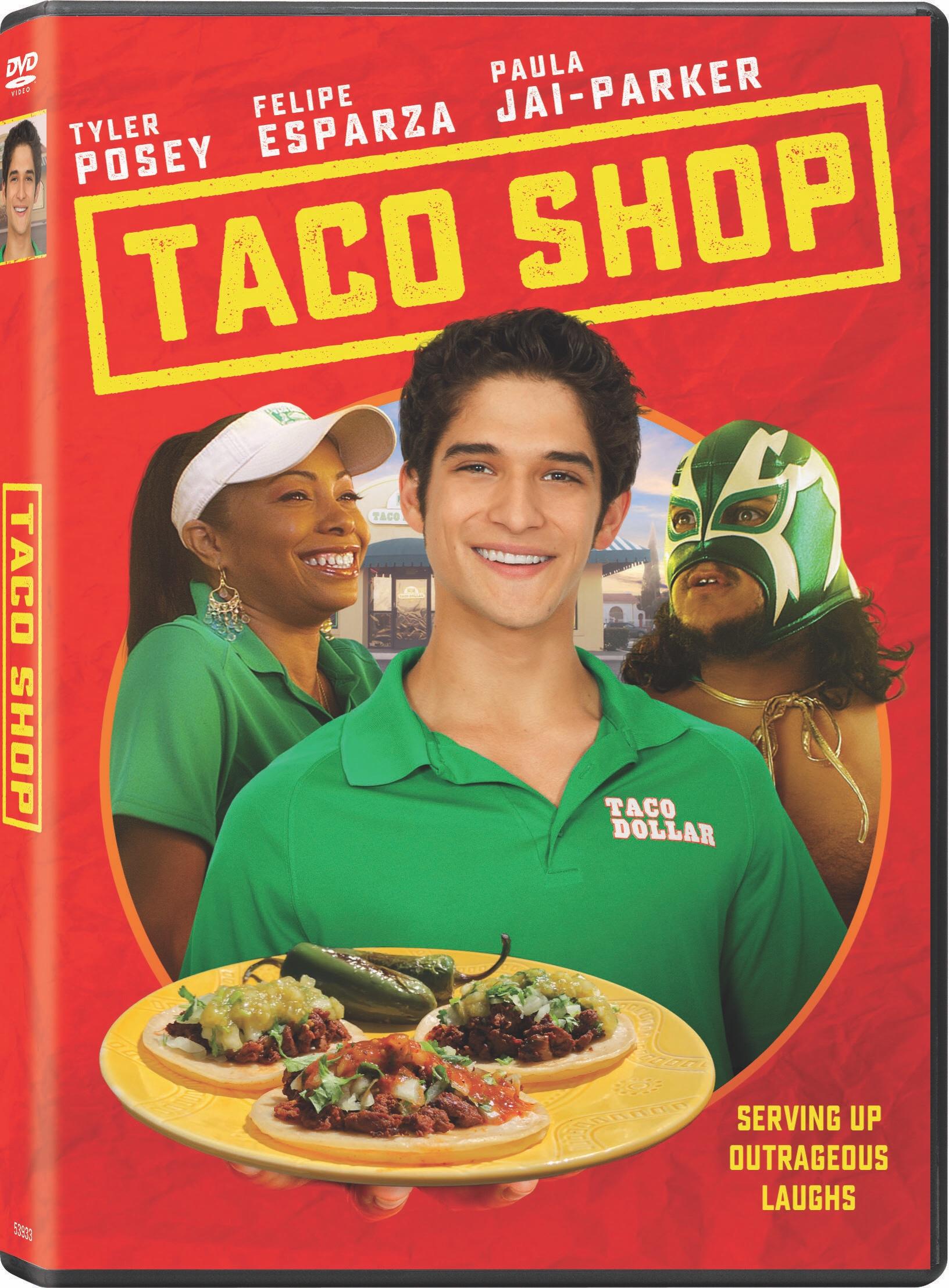 TACO SHOP – Saborea la Batalla por la Supremacía del Taco En DVD y Digital el 1 de Mayo