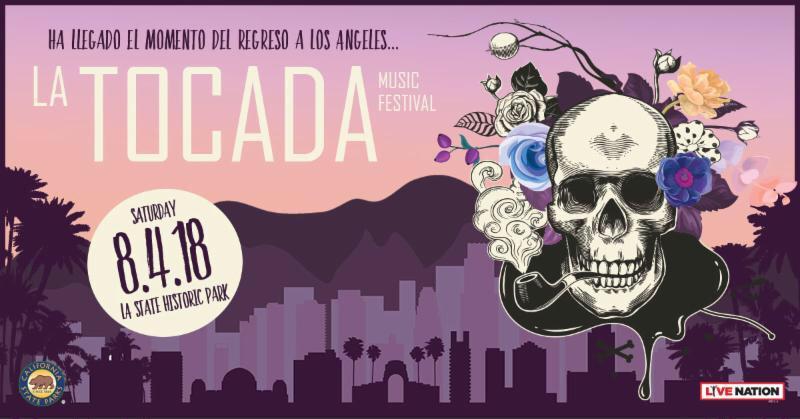 La Tocada Music Festival se llevará acabo este sábado