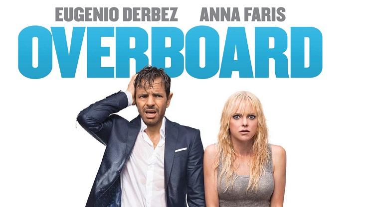 Sorteo: Overboard DVD #OverboardMovie