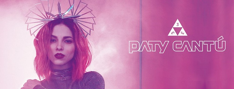 Paty Cantú  presenta su video 'Mariposas'