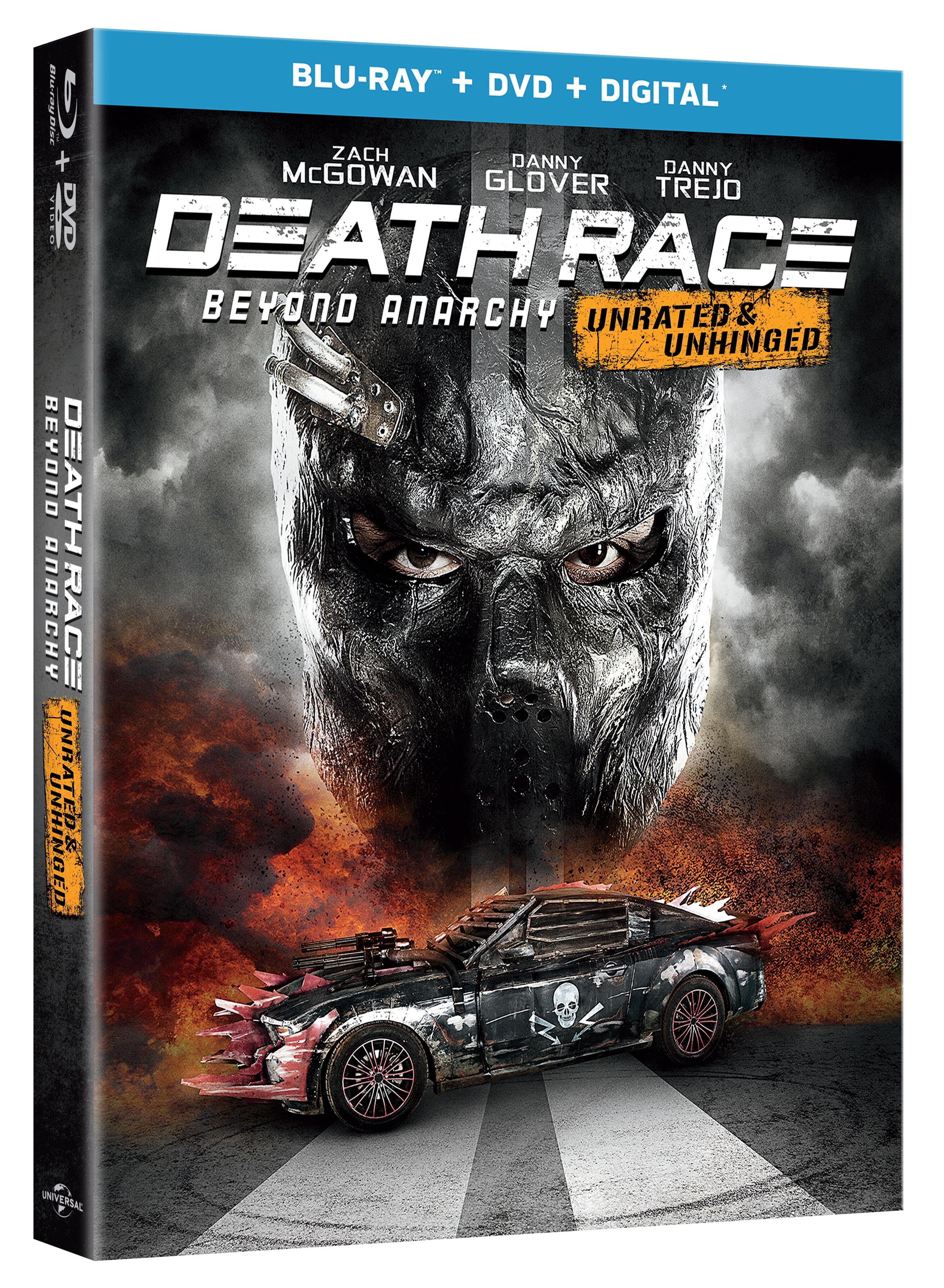 La adrenalina de 'Death Race: Beyond Anarchy' llegará a casa este otoño