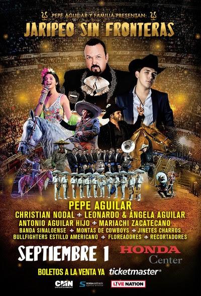 Pepe Aguilar – Jaripeo Sin Fronteras