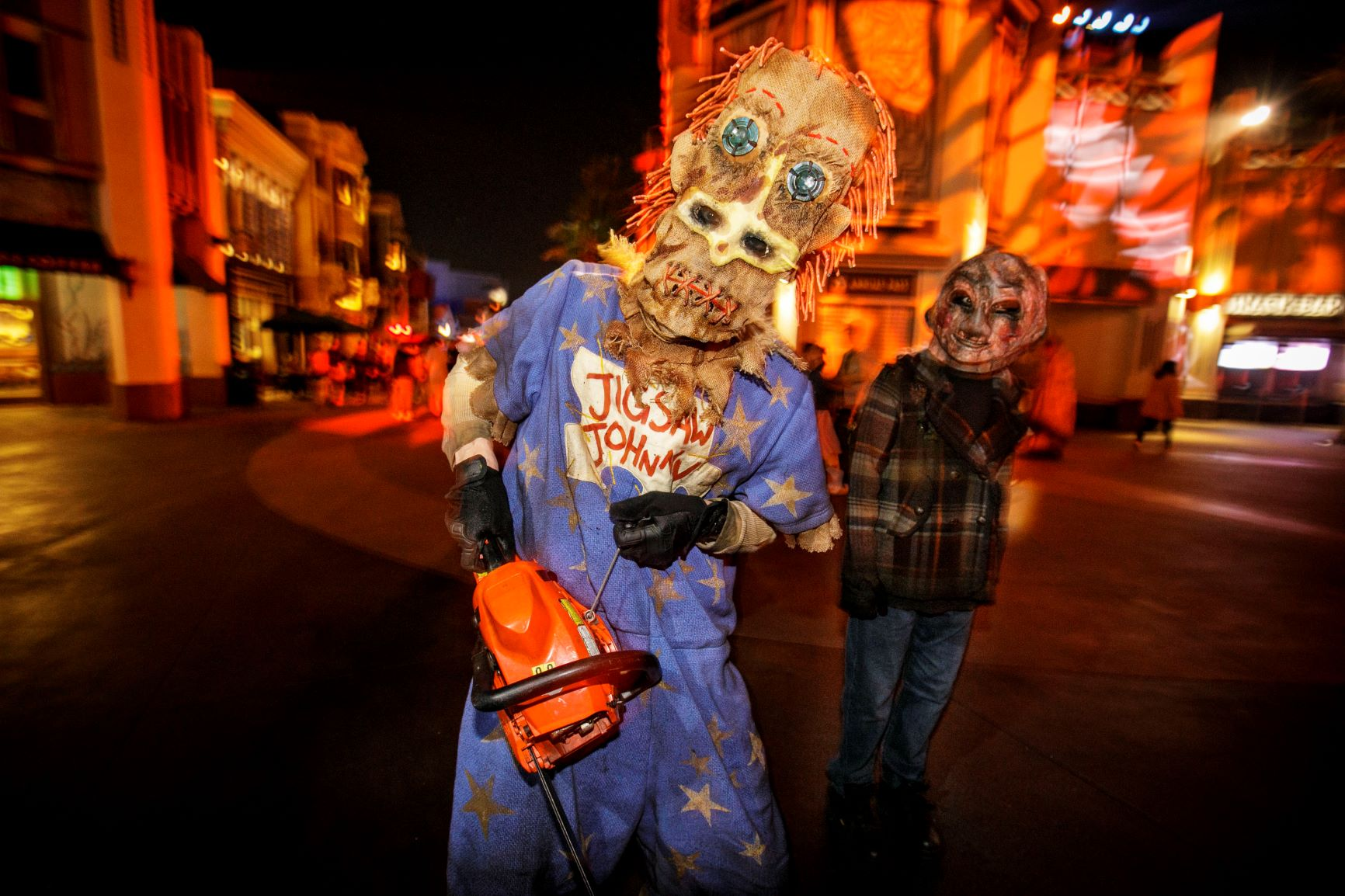 Halloween Horror Nights de Universal Studios Hollywood ¡esta imperdible!