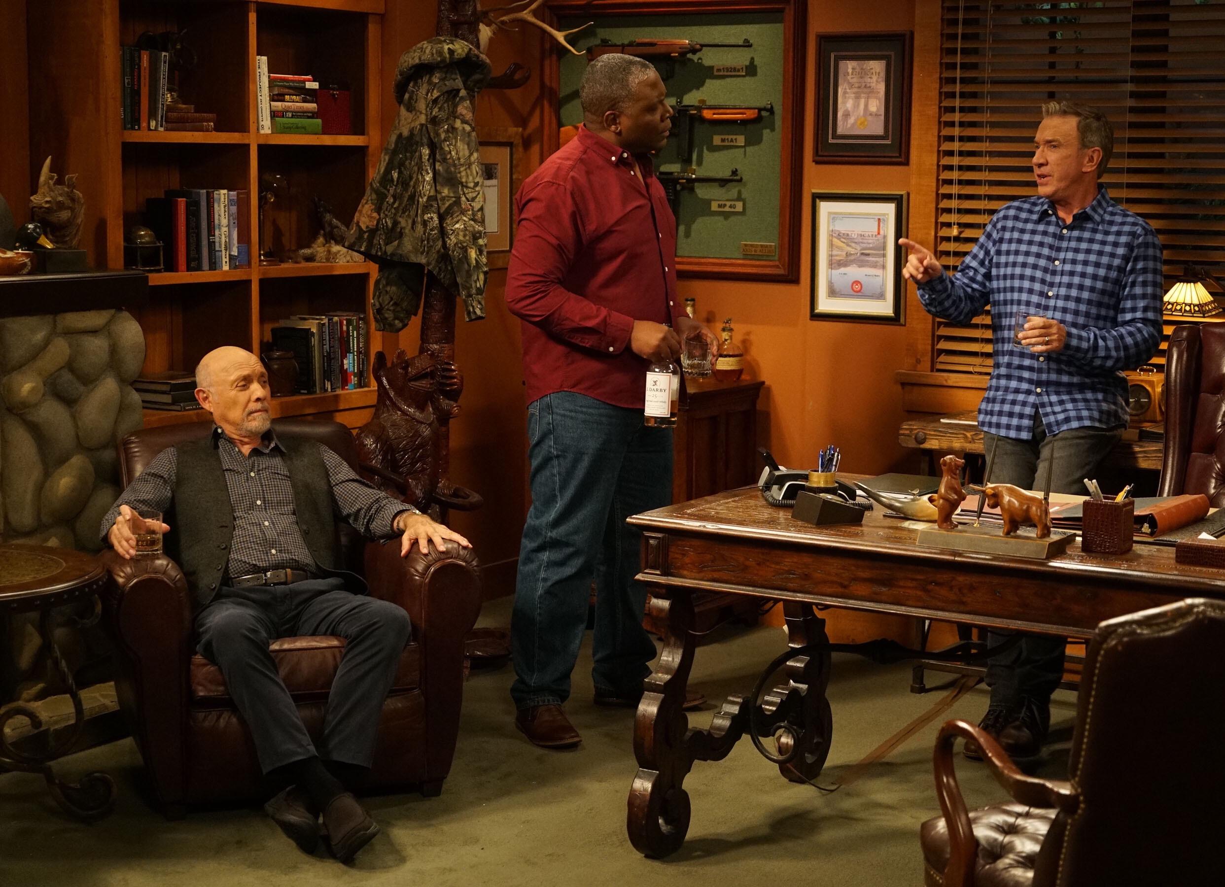 """""""Last Man Standing"""" Se incorpora a la barra de programación de FOX este otoño"""