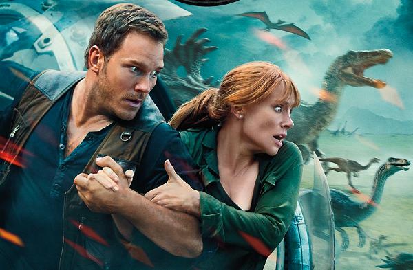 Sorteo: 'Jurassic World:Fallen Kingdom' #FallenKingdom #JurassicWorldDVD