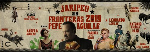 Pepe Aguilar (Jaripeo Sin Fronteras)- Staples Center