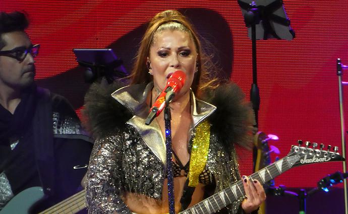 Alejandra Guzmán este 14 de septiembre en el Honda Center