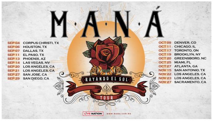 Maná – The Forum