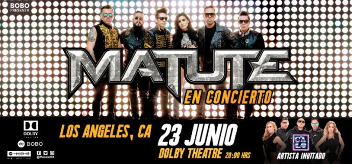 Matute & Calo – Dolby Theatre