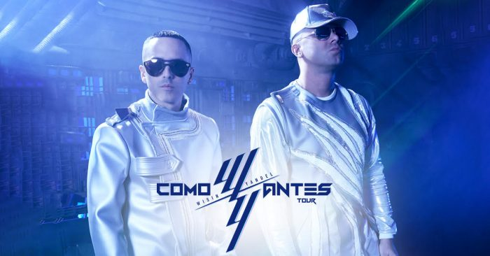 Wisin y Yandel – The Forum