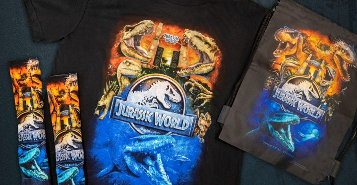 Isla Nu-bar y Jurassic Café de Universal Studios Hollywood listos para la apertura de Jurassic World – The Ride