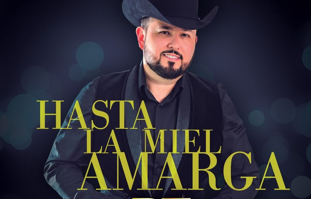 Roberto Tapia lanza video para su más reciente sencillo 'Hasta la Miel Amarga'