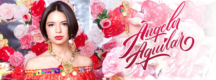 Ángela Aguilar a punto de iniciar su gira en solitario