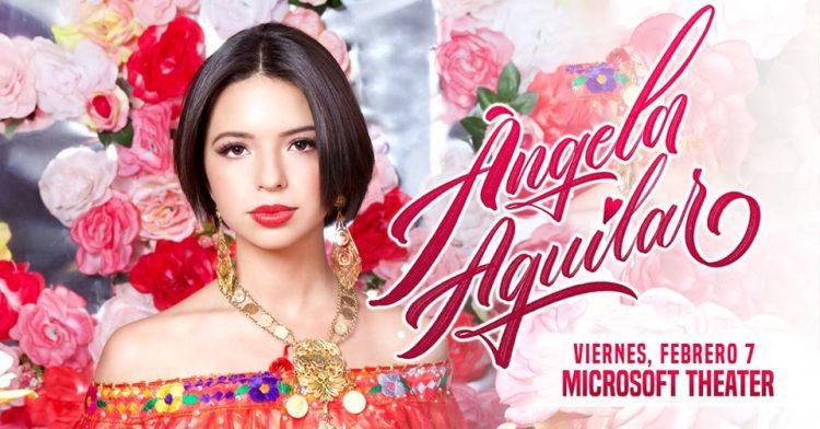 Angela Aguilar – Microsoft Theater
