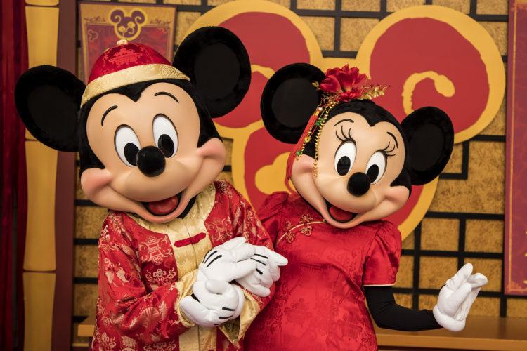 Disneyland Resort da la bienvenida al Año del Ratón