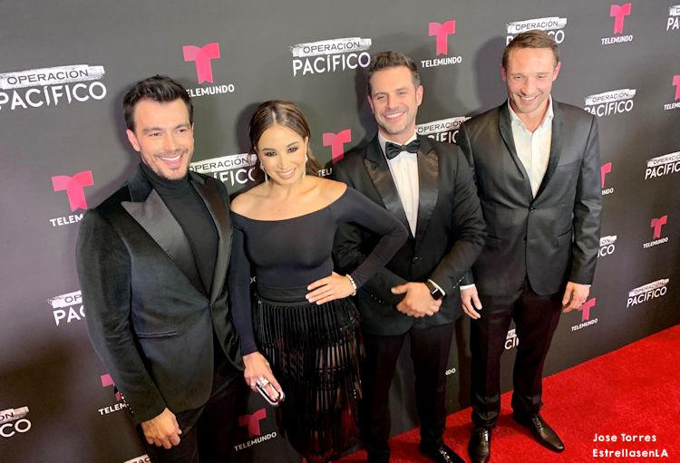 Operación Pacífico, la nueva serie de Telemundo se estrena este 10 de Febrero.