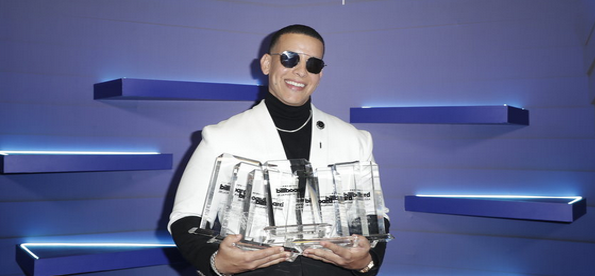 Daddy Yankee y Bad Bunny arrasan con los Premios Billboard de la Música Latina 2020