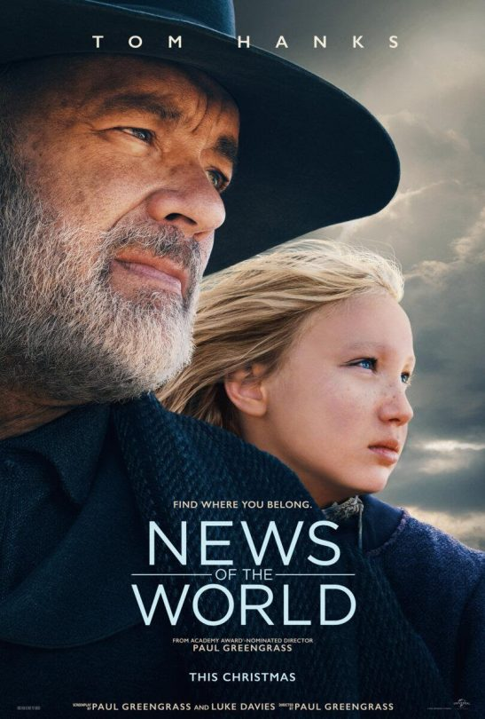 Universal Pictures presenta nuevo tráiler de 'News of the World'