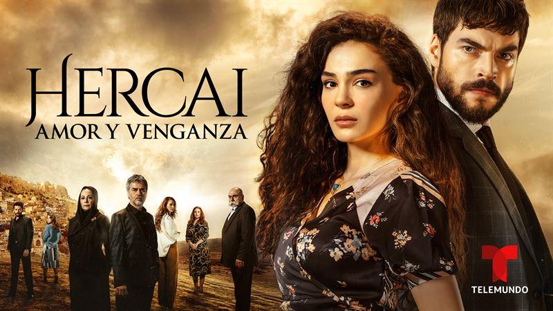 Hoy gran estreno de 'Hercai: Amor y Venganza' a las 9PM por Telemundo