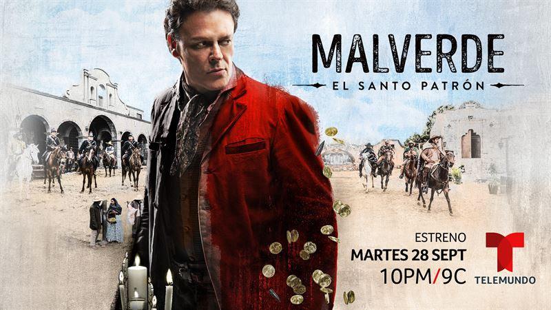 La serie 'Malverde' se estrena este 28 de septiembre
