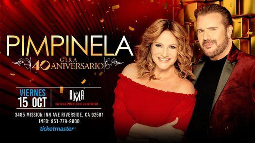 Pimpinela – Fox Performing Arts Center