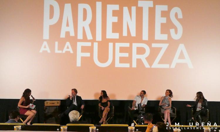 Preguntas y Respuestas con Guy Ecker, Bárbara de Regil, Chantal Andere y Michel Duval